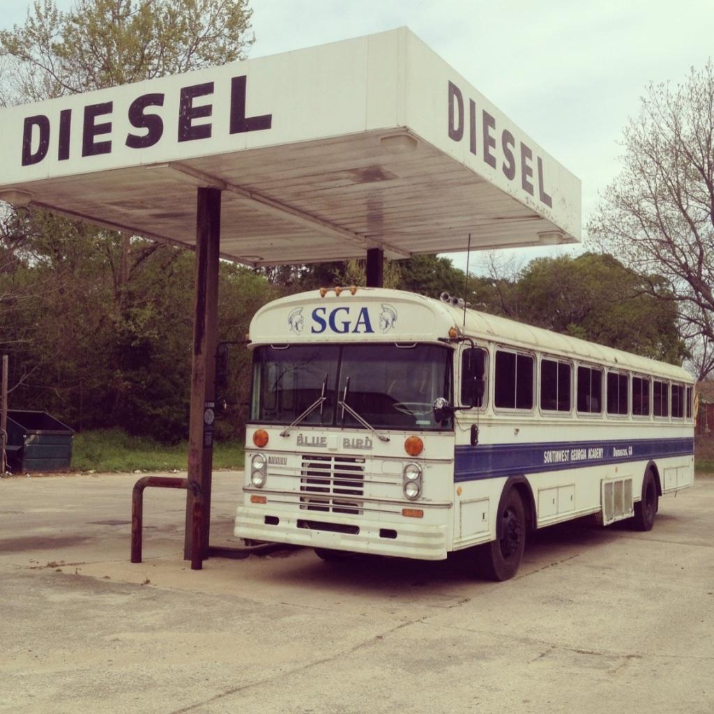 Diesel stop
