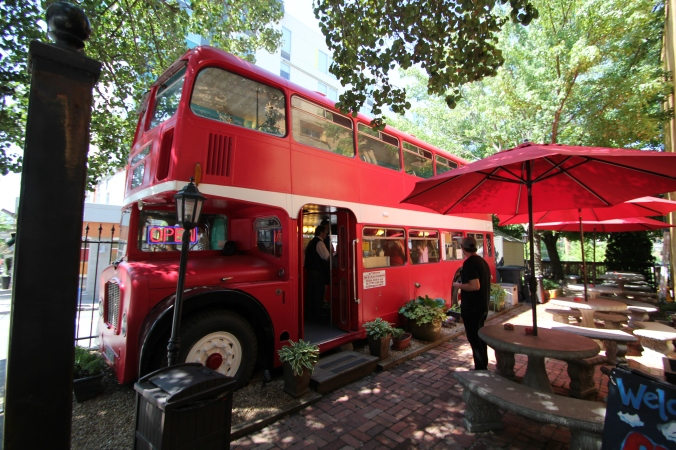Double D's Coffee Bus