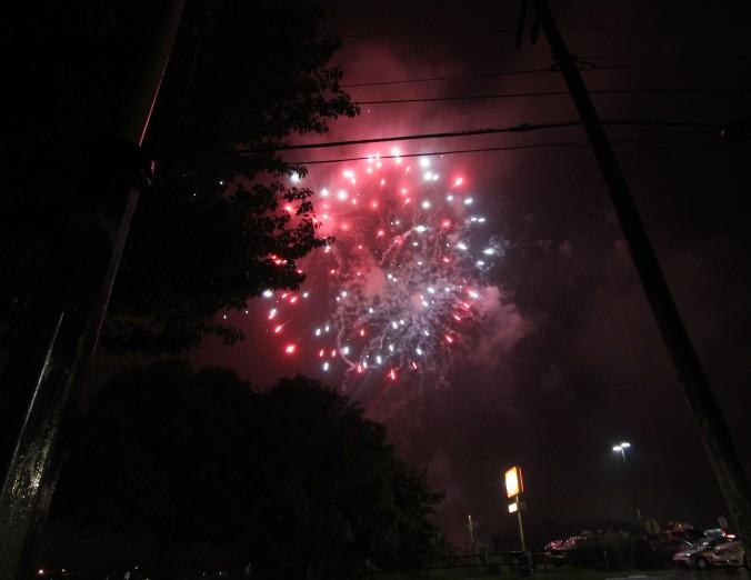 FireworksBangor